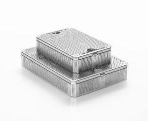 STAINLESS STEEL TOOL BOX 6