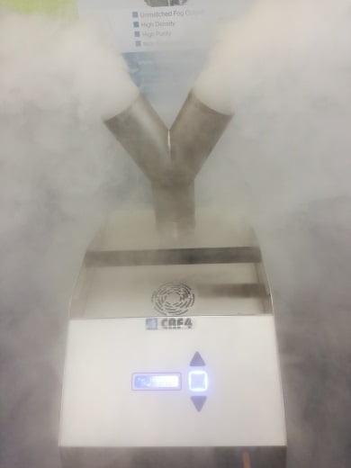 appliedphysicsusa   econtamination Using Dry Foggers, Q&A