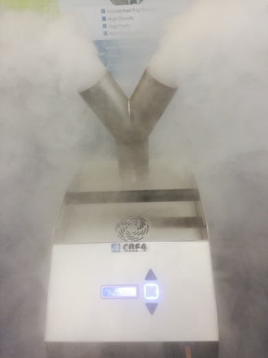 CRF4 DI Water Fogger